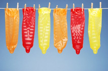 Colorful Contraceptives