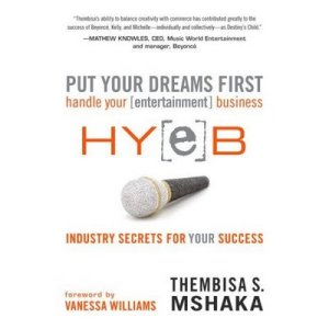 Handle Your Entertainment Business by Thembisa Mshaka