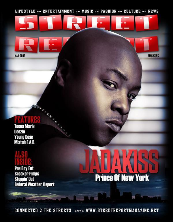 May Issue of Street Report Magazine