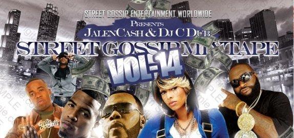 "Street Gossip Vol. 14 ""Bossed Up"""