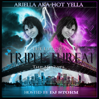 Triple Threat Cover
