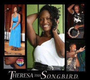 """iSUPPORT: Theresa """"Tha Songbird"""" Wilson [@theresathabird]"""